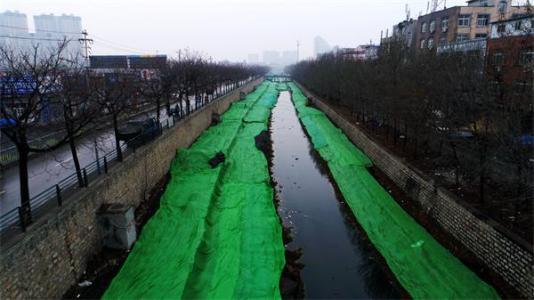 济南:兴济河经十路-张庄路段年内塑造景观河