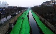 兴济河年内塑造景观河