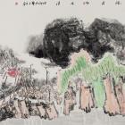 王跃奎绘画作品欣赏