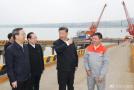 习近平总书记来到宜昌 深入长江沿岸考察