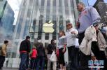 苹果股票价格累计下跌7.1% 原因是什么?