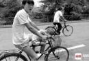 20年前街头的单车