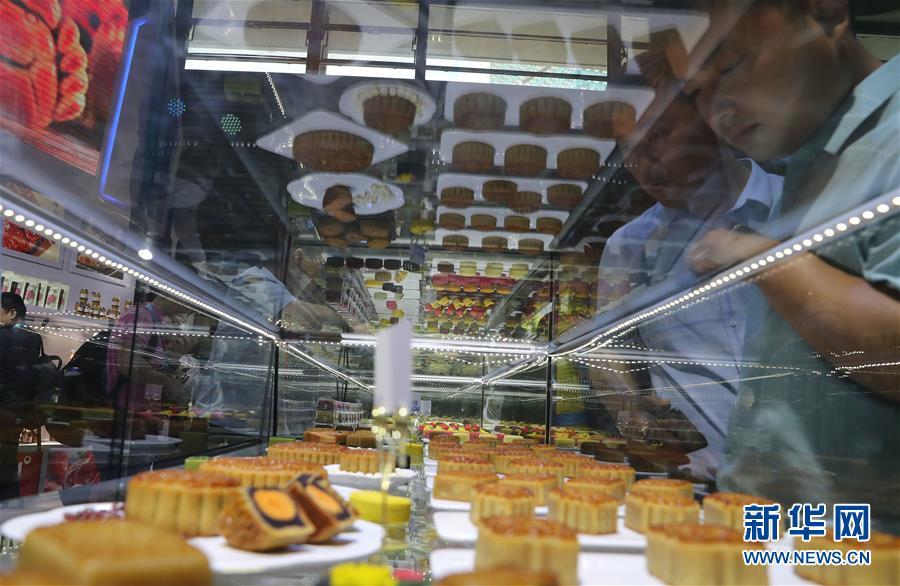 (服务)(1)中国国际焙烤博览会在沪举行