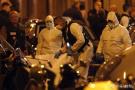 巴黎市中心突发持刀袭击事件
