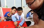 河南安阳:航空模型赛