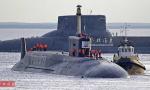 俄最新核潜艇内部曝光