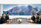 韩朝一个月内在多领域密集接触 军事交流最引关注
