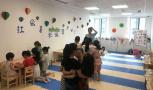 杭州:医院贴心开办暑托班 孩子可跟父母上下班