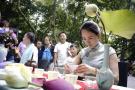 西湖免费凉茶上线 六大微笑亭四个村社请你来喝茶