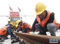 济青高铁穿越地质断裂带 道床固化保障年底通车