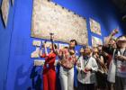 """龟兹壁画""""千年的微笑"""":流失海外的克孜尔石窟壁画""""回家"""""""