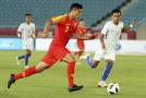 足球——U23热身赛:中国胜马来西亚
