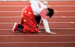 """9.92!苏炳添破赛会纪录加冕""""百米飞人"""""""