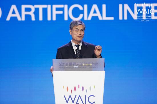 中国工程院院士潘云鹤:人工智能迈向2.0时代