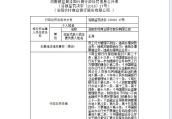 存在多项违法违规事实 洛阳农商行被罚200万元