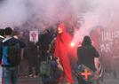 巴黎大规模示威游行