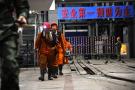 龍鄆煤業事故救援:距礦工被困區域還剩40米