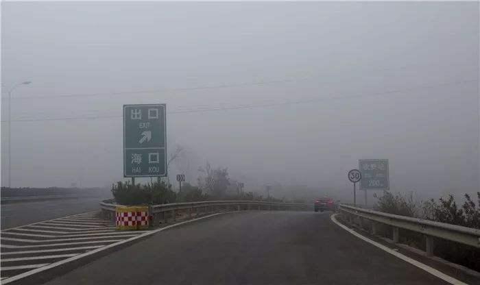 公安部交通管理局:3188处高速路团雾多发路段公布