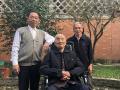 106岁的滨江第一寿星:年轻时力大惊人,85岁才真正退休