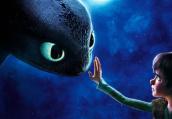 动画片《驯龙高手3》蝉联北美周末票房榜冠军