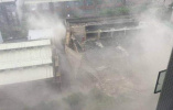 上海一改造建筑坍塌多人被埋 事发时10多名工人在作业