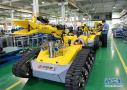 河北唐山:机器人制造助力经济转型升级