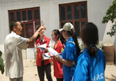 河南科技学院学生赴长垣开展社会实践活动