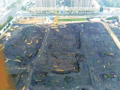 安阳嘉洲华庭3期涉嫌违规卖房:没有预售证卖了一栋楼