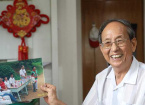 黃起鵬:85歲退休老教授的捐書故事