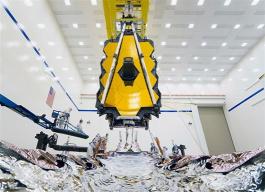 """疫情让全球最昂贵望远镜""""中招"""" 多个太空项目推迟"""