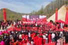 第二届鲁山杜鹃花节盛大开幕