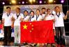 国家滑翔伞队获世界冠军 比赛前夕在临海基地训练
