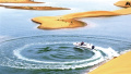 内蒙古:来沙漠看海 听乌海故事 -旅游频道