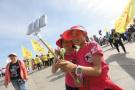 大连国际徒步大会:十五万人,十五万个文明身影