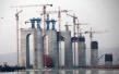 蒙华铁路三门峡黄河公铁大桥首推成功 将创三项世界纪录