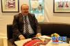 匈牙利文化遗产及民族品牌协会主席:为中匈企业搭建合作平台
