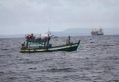 海洋伏季警渔联动 江苏查获多起禁渔期重大违法案件