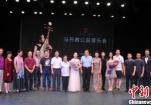 广西12岁女孩办公益音乐会 筹款支持山区艺术教育