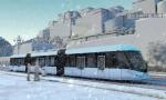 虚拟智能轨道列车