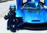 中国汽车观察|奶茶妹妹试驾EP9 名人效应能否为品牌加分?