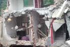村屋塌陷1人失踪