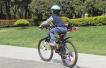 长春交警提醒:不满12周岁学生不得骑自行车上路