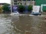 """长春部分街路受降雨影响积水严重 """"看海""""模式开启"""