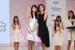 13岁女生成日本国民美少女 发誓25岁前不恋爱
