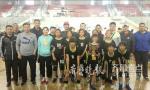 厉害!青岛全市联赛 平度乡村小学女篮全胜夺冠