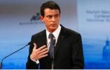 法前总理瓦尔斯:有意竞选西班牙巴塞罗那市长