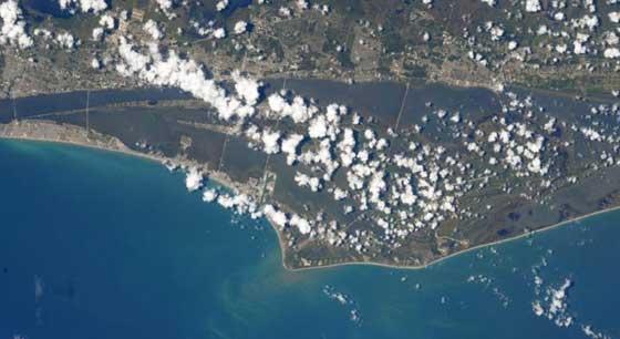 跟着NASA环游世界 从国际空间站俯瞰地球