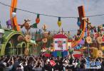 """好消息!上海迪士尼""""迪士尼·皮克斯玩具总动园""""新园区开幕"""