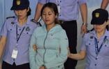 【组图】崔顺实帮女儿走后门进名校 三审宣判获刑3年