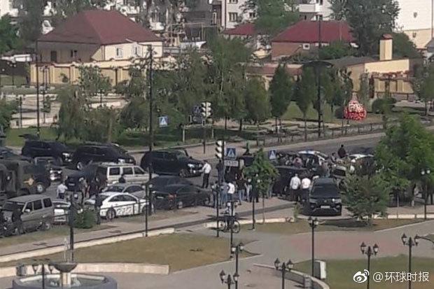 俄罗斯格罗兹尼发生恐袭 包括2名警察在内3人死亡